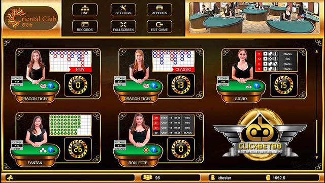Agen Online Casino Oriental Club Terpercaya