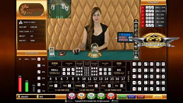 Daftar Oriental Casino Bank Mandiri