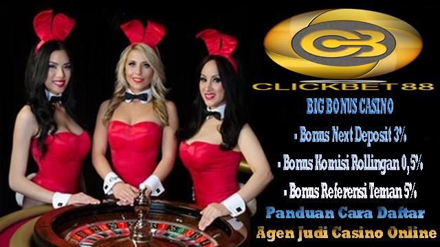 Panduan Cara Daftar Agen Judi Casino Online