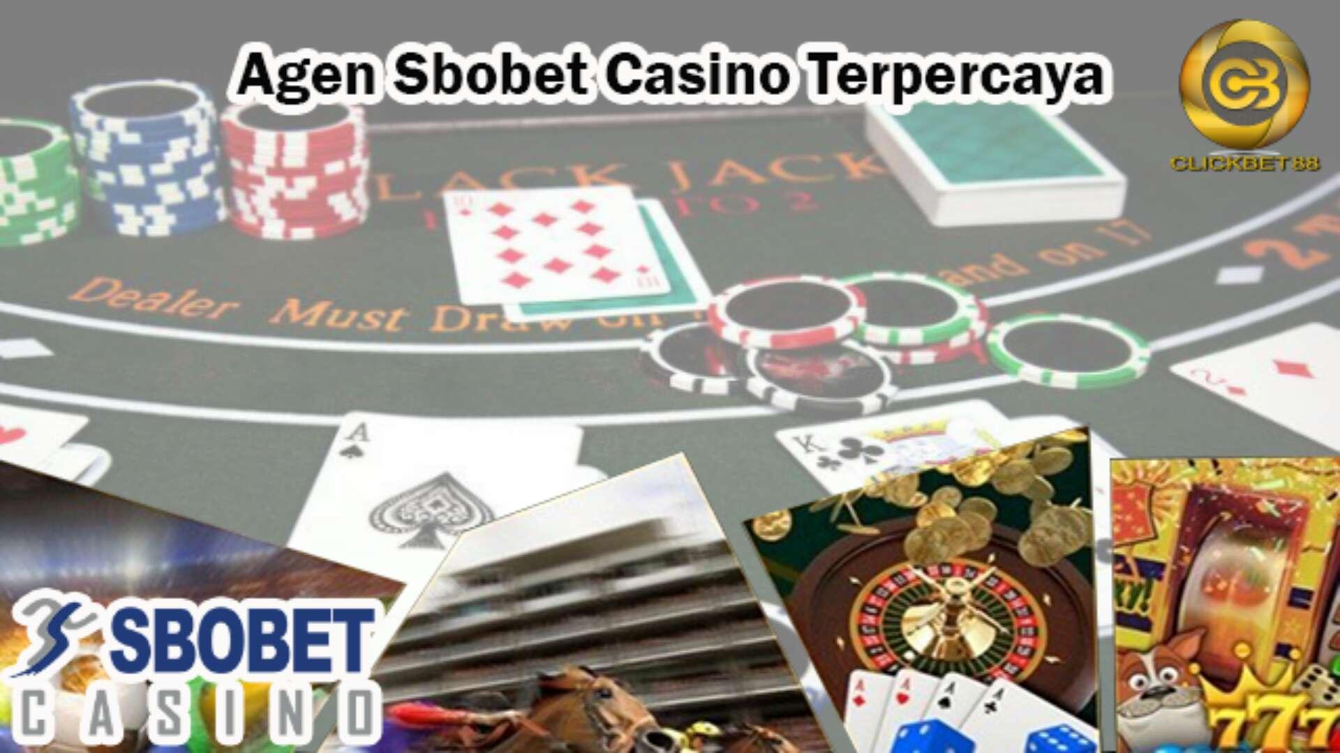 Agen Sbobet Casino Terpercaya